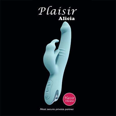 Plaisir Alicia Rabbit Dildo