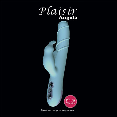 Plaisir Angela Rabbit Dildo