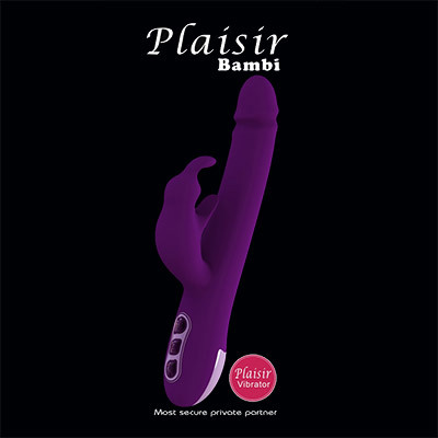 Plaisir Bambi Rabbit Dildo