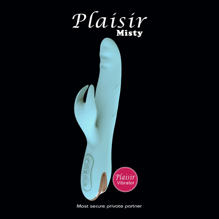 Plaisir Misty Rabbit Dildo