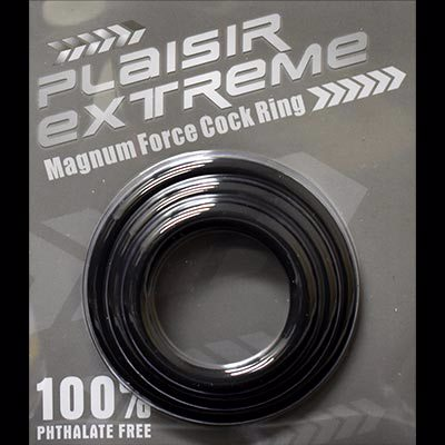 Plaisir Magnum Force Cock Ring Set